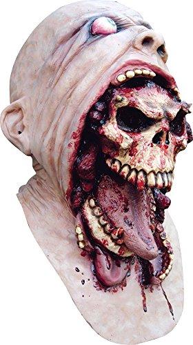 Blurp Charlie Mask (Scary-Masks Blurp Charlie Latex Mask Halloween Costume - Most Adults)
