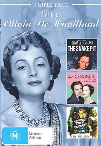 The Snake Pit / Hush Hush Sweet Charlotte / My Cousin Rachel | 3 Discs | NON-USA Format | PAL | Region 4 Import - Australia
