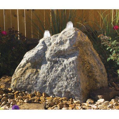 Adirondack Bubbling Rock by Hargrove Outdoor Products