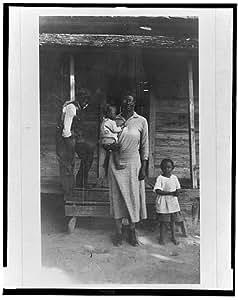 Photo: Lynching,Marianna,Jackson Co.,Florida,FL,c1935,Woman,children,man,porch dwelling
