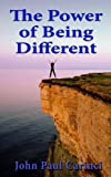 The Power of Being Different, John Paul Carinci, 1603888020