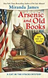 Arsenic and Old Books (Cat in the Stacks Mystery) by  Miranda James in stock, buy online here