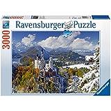 Ravensburger Neuschwanstein Castle in Winter Puzzle (3000-Piece)