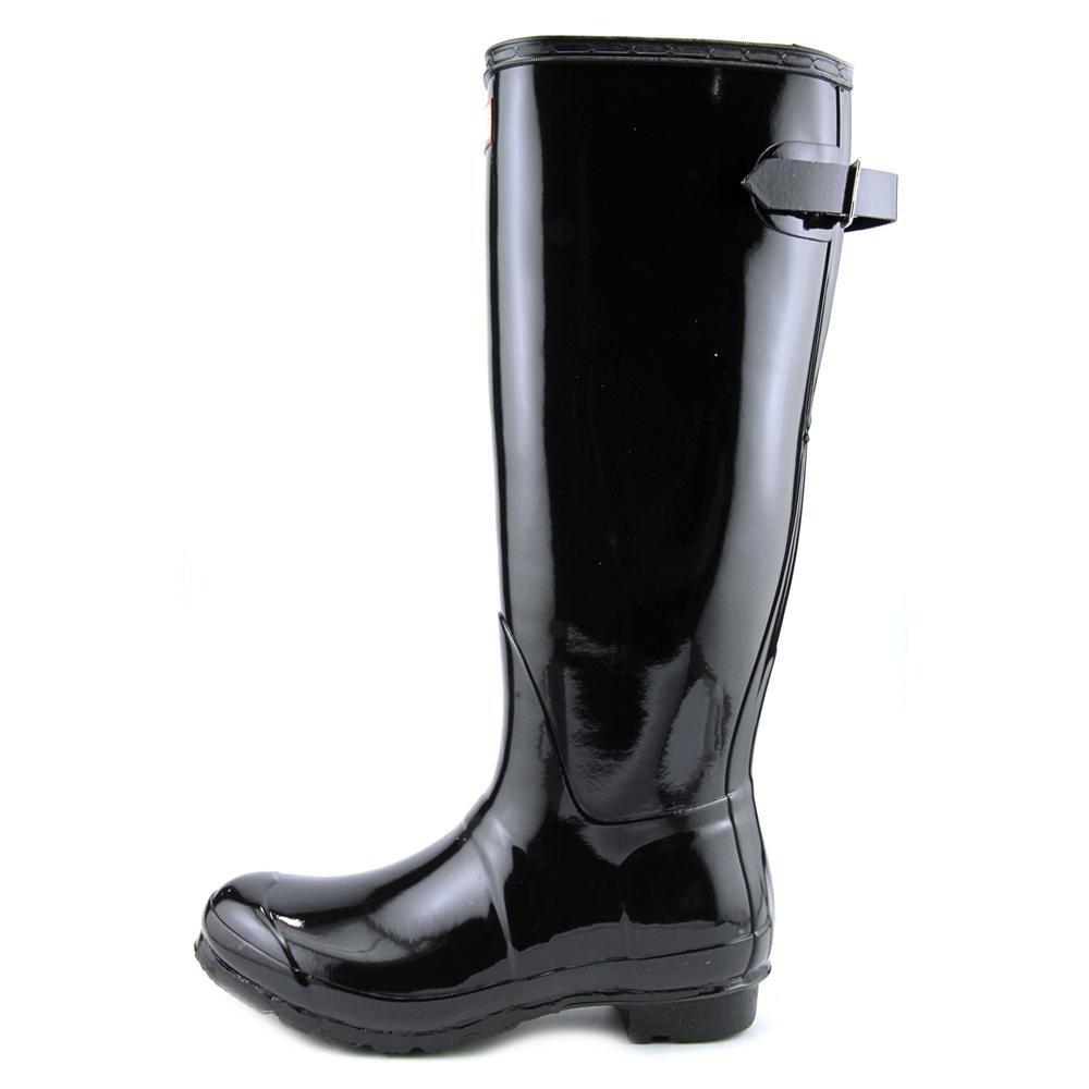 cff8e42cd ... Womens Hunter Original Adjustable Back Back Back Gloss Wellington  Winter Rain Boot B00IHW7PLK 8 M US ...