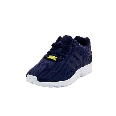 best service 1b56b 8e67f Adidas ZX FLUX M19841 Baskets Homme M19841-45 1 3 - 11 Bleu