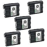Kastar Cordless Battery 3 Pack Ni-MH 6V