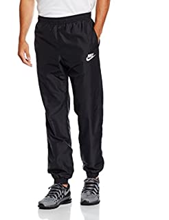 Nike Herren H Hose Season Cuff Pants, MarineWeiß, XL
