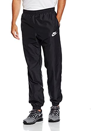 e053a64bfabb Nike Sportswear Pant Mens Style  804316-011 Size  S at Amazon Men s  Clothing store