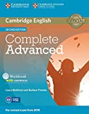 img - for Complete Advanced Workbook with Answers with Audio CD book / textbook / text book