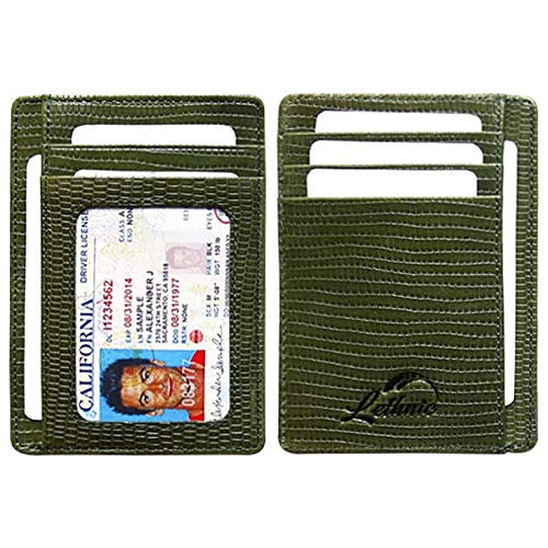 Lethnic ACCESSORY メンズ B079BX9FKN グリーン(Amazon Green)