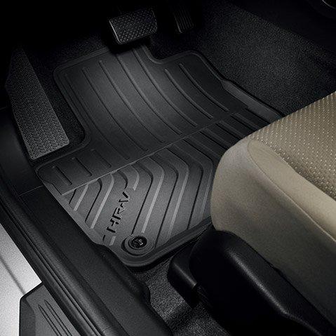 Genuine Honda 08P13-T7S-110 All Season Floor Mats