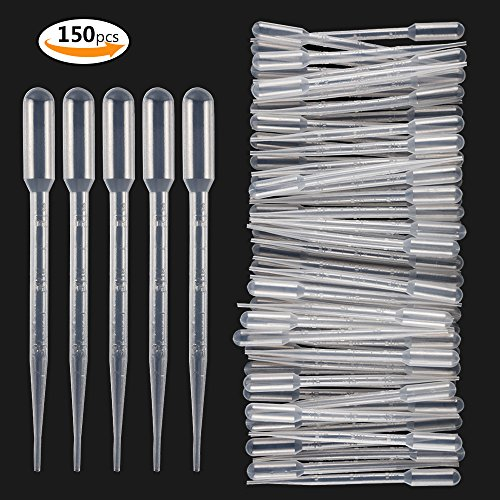 Teenitor Plastic Transfer Pipettes Dropper product image