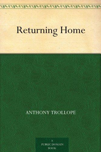 Returning Home Anthony Trollope ebook