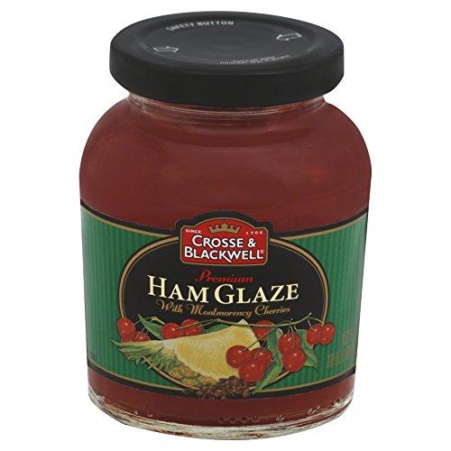 remium Ham Glaze With Montmorency Cherries, 10 Ounce (Pack of 6) (Cherry Ham)