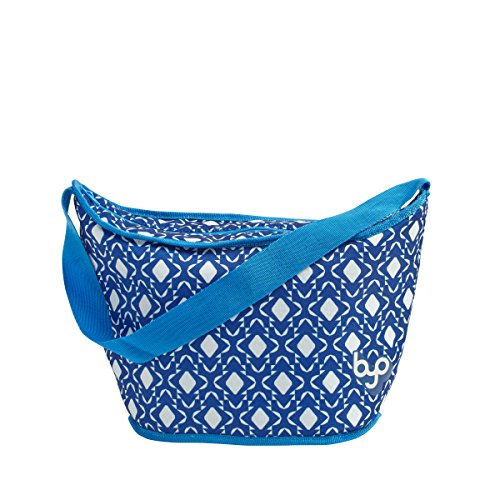 BYO by BUILT NY Savory Insulated Lunch Tote, Geo Moroccan