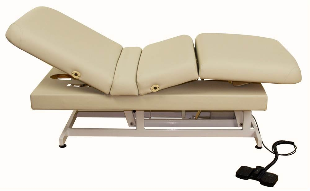 HiLo MultiPro Spa and Massage Treatment Table (Almond)
