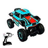 RC Car, KINGBOT 1:14 Scale 4 WD 2.4Ghz High Speed Radio Control Rock Over Off-Road Vehicles Remote Control Racing Trucks