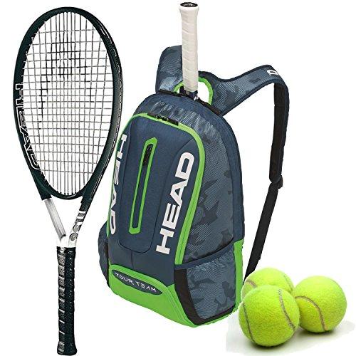 HEAD Titanium Ti S6 Extended/Oversized 16x19 Tennis Racquet (4 1/2