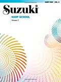 Suzuki Harp School, Vol 2: Harp Part