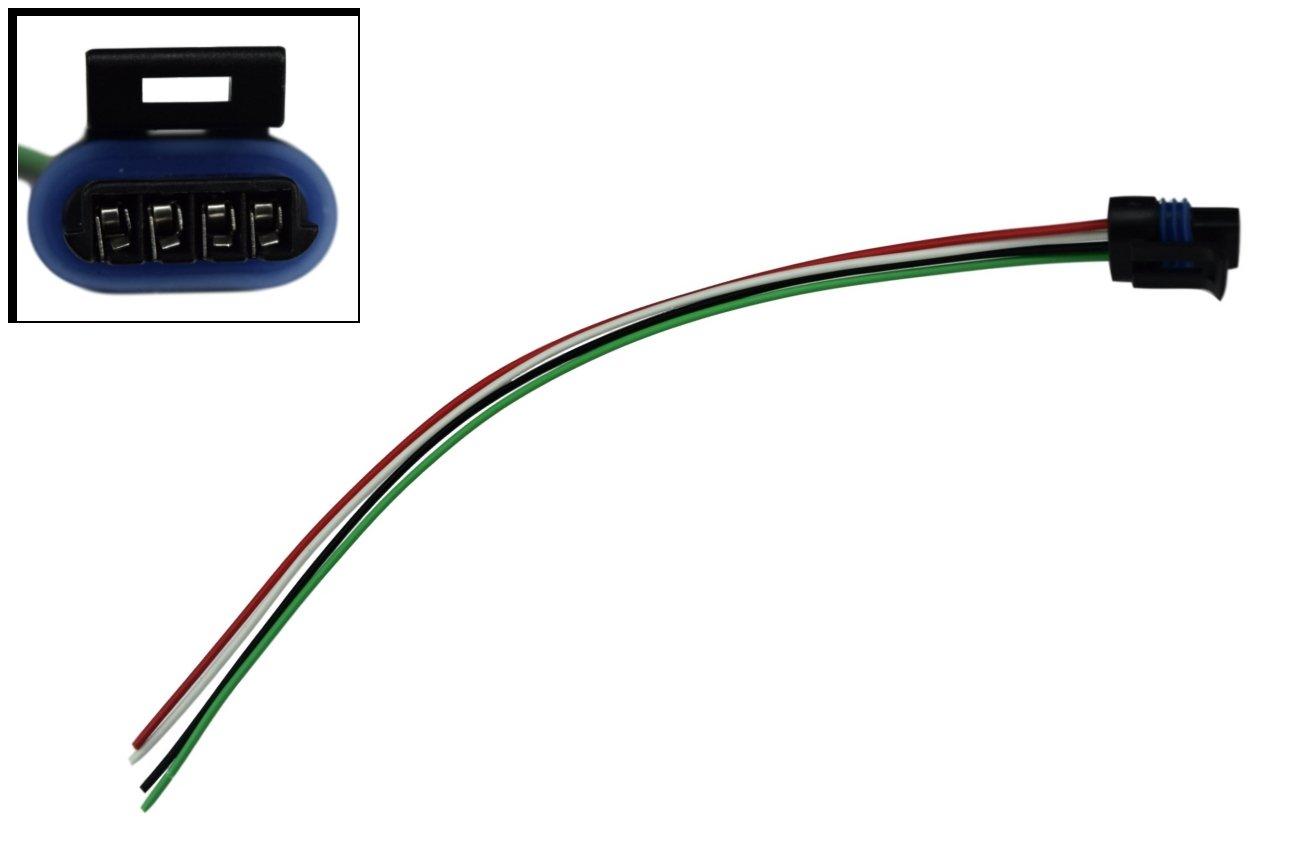 amazon com: ls iac wire pigtail - idle air control valve connector - ls1