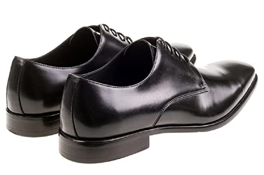 Men's John White Moore Plain Calf Leather Lace Up Shoes: Amazon.co.uk: Shoes  & Bags