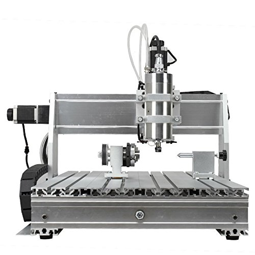 ChinaCNCzone 6040 4-axis CNC Router Engraver (1500 W)