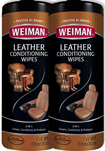 Weiman Leather Wipes 2