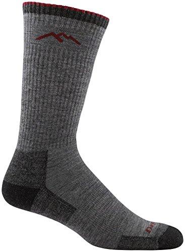 Darn Tough Cushion Boot Sock - Men's Charcoal Medium