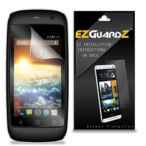 (6-Pack) EZGuardZ Screen Protector for Posh Mobile Micro X S240 (Ultra Clear)