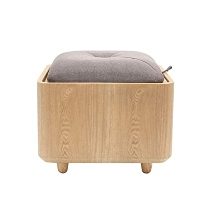 Astounding Amazon Com Dww Ottoman Chest With Memory Foam Seat Flip Top Andrewgaddart Wooden Chair Designs For Living Room Andrewgaddartcom