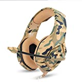 Best Cheap Headsets - OuYang Camouflage Gaming Headset PS4, PC, Xbox One Review