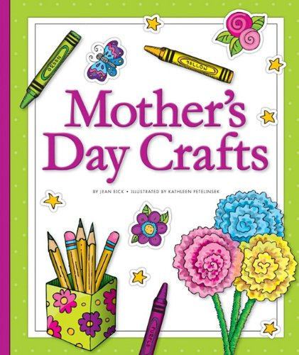 Download Mothers Day Crafts (Craftbooks) PDF