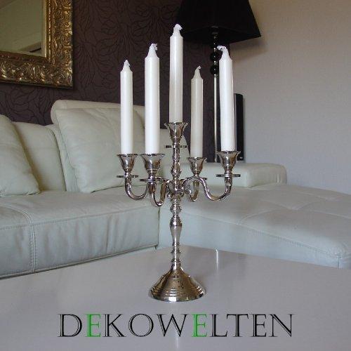 Kerzenleuchter Kerzenständer für Stab und oder Stumpenkerzen (30cm)