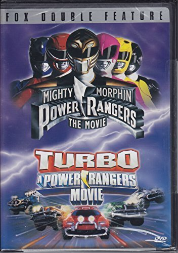 Mighty Morphin Power Rangers the Movie / Turbo - A Power Rangers Movie: Amazon.es: Cine y Series TV