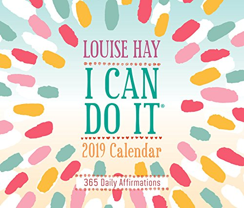 I Can Do It 2019 Calendar: 365 Daily Affirmations ()