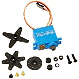 Savöx Servos Waterproof Digital Micro 0.11/69 6-Volt Ideal for Traxxas 1/16-Scale Model Kit