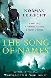 img - for The Song of Names (AUTHOR SIGNED) book / textbook / text book