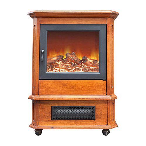 infrared wood stove heater - 2