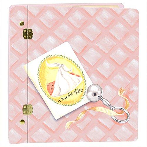 Lexington Studio ''It's a Girl'' Album, Large, Pink