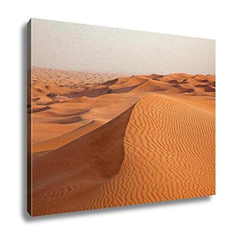 Ashley Canvas Red Sand Arabian Desert Riyadh Red Sand Arabian Desert Near Dubai United Arab Emirates - Riyadh Emirates