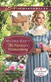 The Heiress's Homecoming, Regina Scott, 0373829566