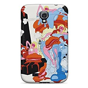 LgNpy1550XiXEr NikRun Awesome Case Cover Compatible With Galaxy S4 - Todd James