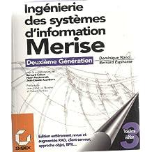 Ingenierie des systemes d'information : Merise, deuxieme generation