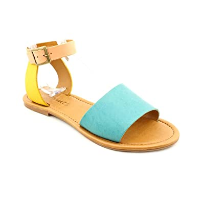 Coconuts by Matisse Women's All About Sandal,Turquoise Multi,8 ...