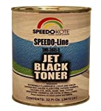 Jet Black toner for automotive basecoat formulas , Quart SMR-3805