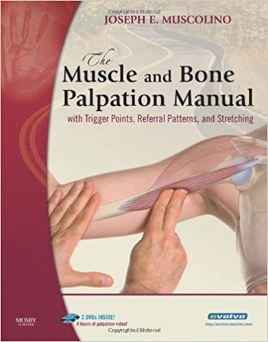 The Muscle and Bone Palpation Manual with Trigger Points, Referral ...