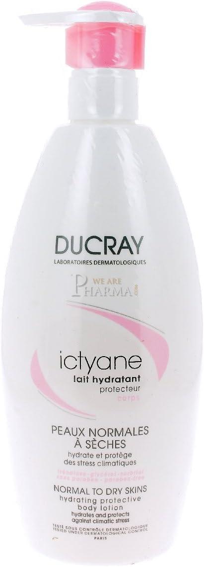 Ictyane leche hidratante de Ducray