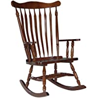 International Concepts R06-120 Williamsburg Rocker Cherry
