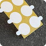 50 pois adesivi ad alta tenuta Per fissare piccoli oggetti in recipienti più grandi.