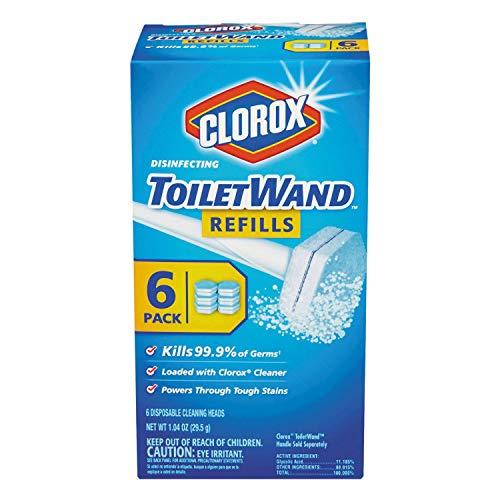 Product of Clorox ToiletWand Disinfecting Refills (48 ct.) - Bathroom Cleaners [Bulk Savings]